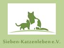 Sieben-Katzenleben e.V. Logo